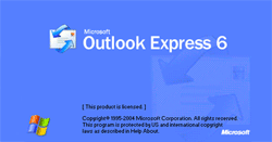 Outlook Express 6 logo