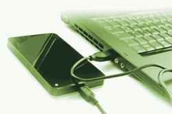 Backup Drive on a Laptop