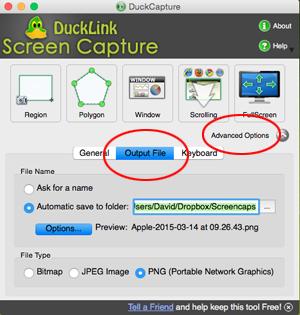 DuckLink Options