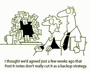 Backup Strategy Joke - version 2