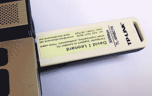 TP-Link TL-WN821N Wireless Adapter