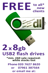 Free flash drives