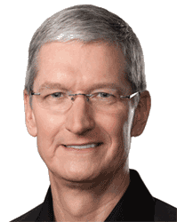 Tim Cook - CEO of Apple