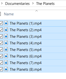 Multiple File Renaming - Figure3