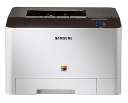 Samsung CLP-415N laser printer
