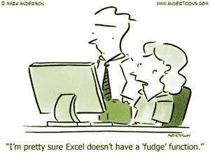 Fudge function
