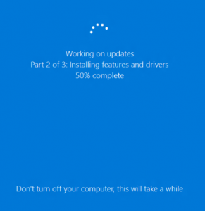 Windows 10 - Updating