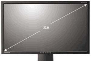 Screen Size Measurement