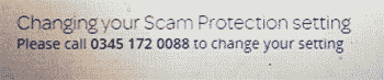 """You can't even turn off TalkTalk's """"Scam Protection"""" yourself now"""